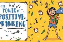 The Power Of Positive Pranking - Marathon Book Launch