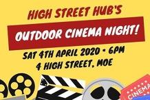 Outdoor Cinema Night