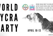 ✸ Everesting 8848 ✸ World Lycra Party