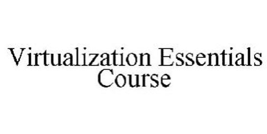 Virtualization Essentials 2 Days Virtual Live Training in Canberra