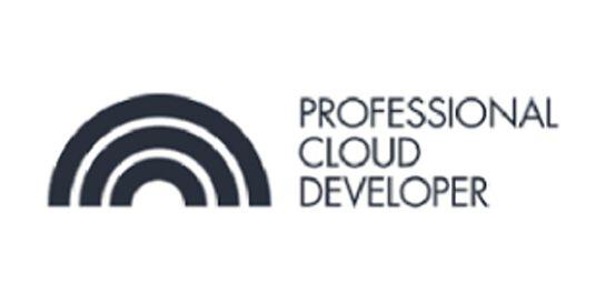 CCC-Professional Cloud Developer (PCD) 3 Days Training in Melbourne