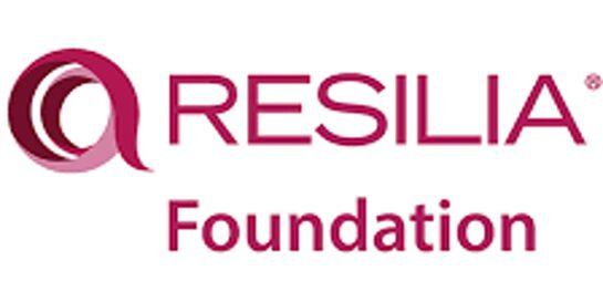RESILIA Foundation 3 Days Virtual Live Training in Melbourne