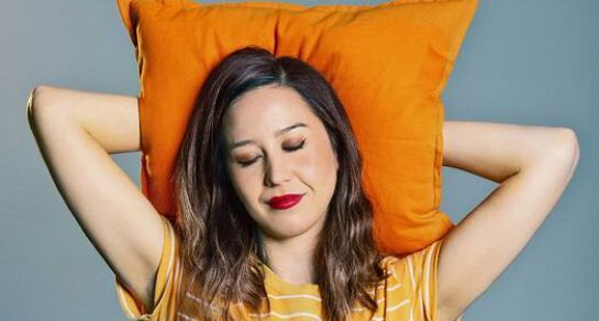 Nina Oyama: Doing Me Right Now at Newcastle Comedy Festival