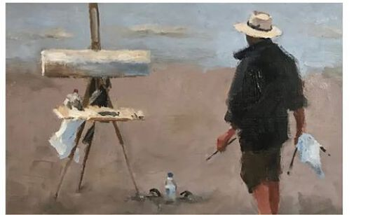 Plein Air Down Under, Outdoor Painting Festival