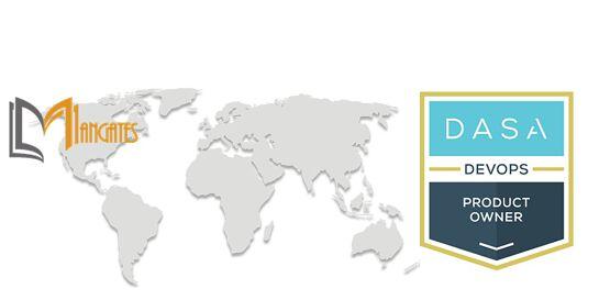 DASA – DevOps Product Owner 2 Days Virtual Live Training in Brisbane