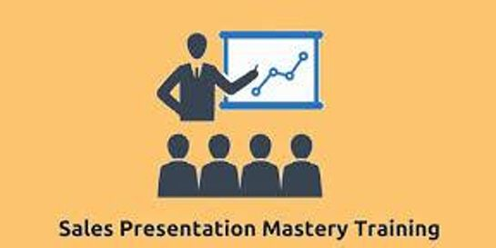 Sales Presentation Mastery 2 Days Training in Darwin