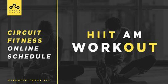 FreeHiiT AM WorkoutOnline: Join a Community That Seeks Progress