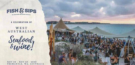 Fish & Sips Festival Food 2020